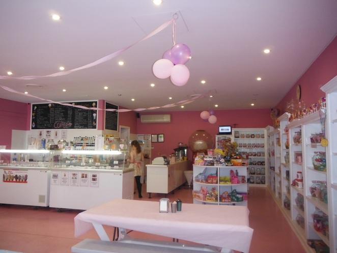 The Sweetest Thing Lolly Shop and Ice Creamery