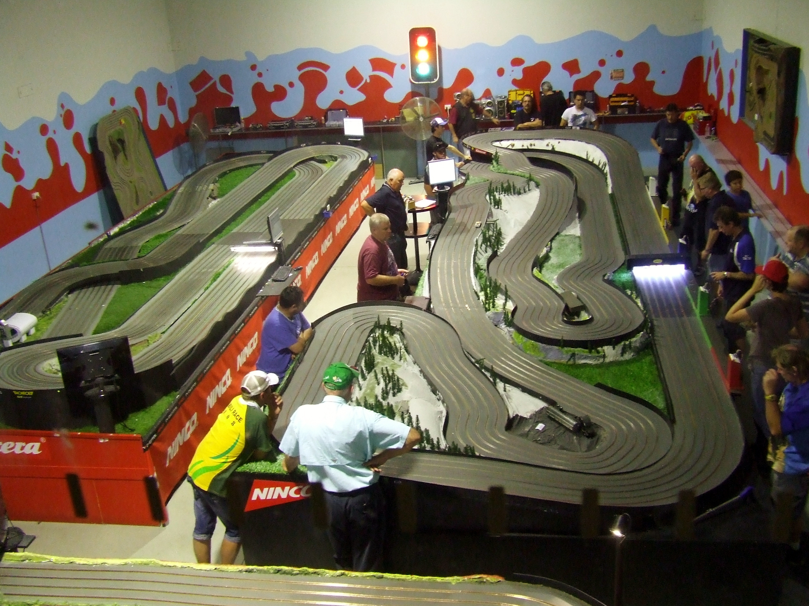 Car Race Tracks Perth