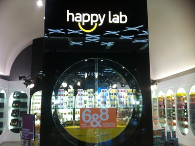 The door to the happy therapy