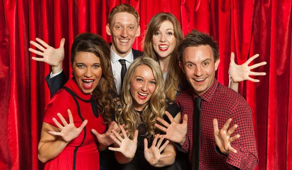 impromptunes, butterfly club, musical, performance, stage, singers, performing arts, dancing, night club, night life.