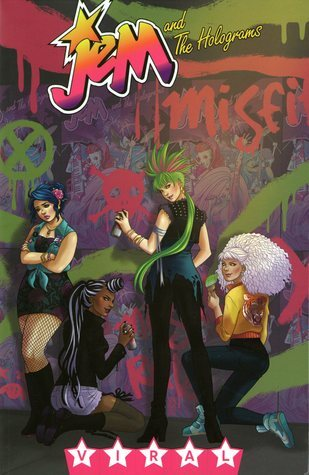 Jem and the Holograms volume 2, Going Viral, Jem, Jem and the Holograms