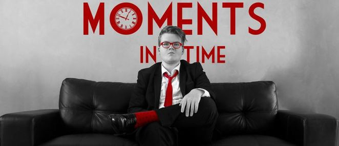 Josh Staley, Moments in Time, Melbourne Magic Festival, Melba Spiegeltent, Collingwood, spells, storytelling, illusion
