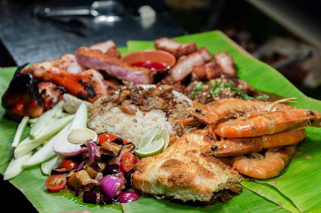 kusina, filipino restuarant, canberra, ACT, weston creek, phillipines, cuisine, boodle feast, restauarant,