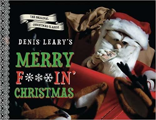 leary, merry, christmas, rude, christmas, book, humour, funny