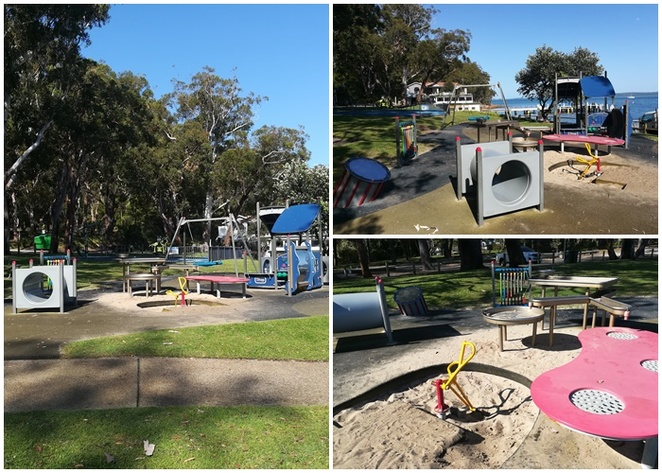 little beach playground, little beach, NSW, port stephens, parks, playgrounds, new, toddlers, corlette, playgrounds in nelson bay, best playgrounds, best parks, toddlers, older kids,