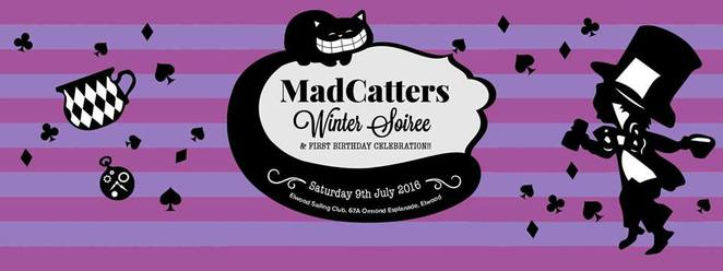 Mad Catter's Winter Soiree