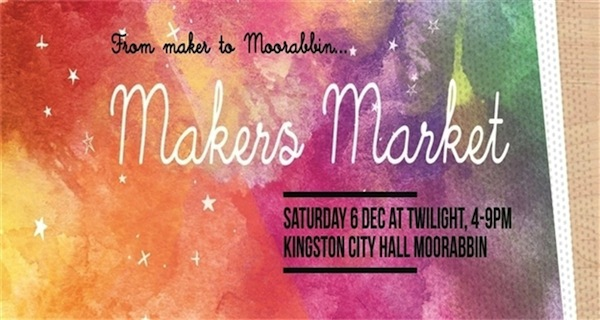 Makers Market, Kinsgston Arts