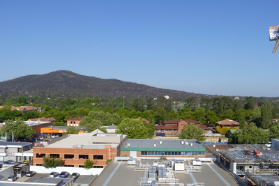 Mantra, Northbourne, Canberra, Views