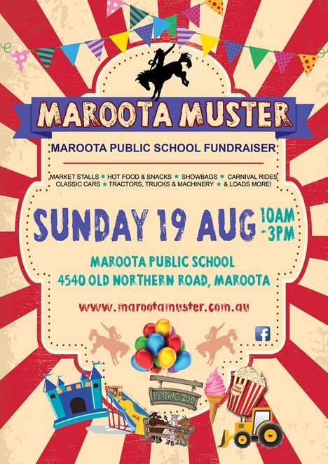 Image courtesy of the Maroota Muster website