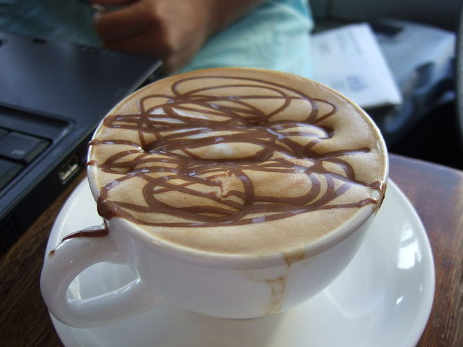 max brenner chocolate coffee