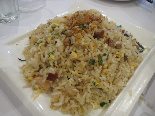 Modern China Restaurant, Special Fried Rice, Adelaide