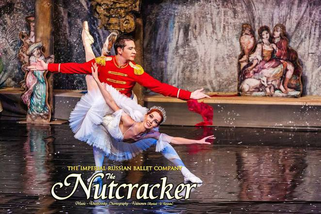Imperial Russian Ballet Company, The Nutcracker, SA, Adelaide, Ballet, Dance, events, October, Adelaide Festival Centre, Russian, Pavlova School of Classical Ballet