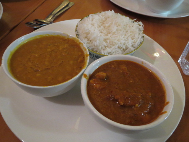 Rasooi, Chicken Vindaloo, Yellow Daal, Adelaide