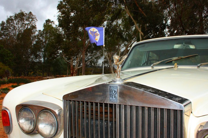 royal car, hutt river, principality, micronation
