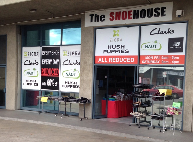 Shoe Warehouse, ShoeHouse, Shoe House Fairfield
