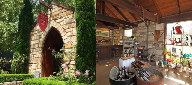 Stonehurst Cedar Creek cellar door