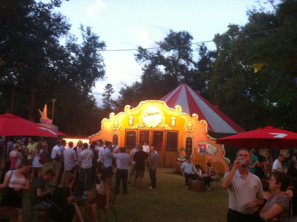 The Deluxe tent Garden of Unearthly Delights Adelaide Fringe & The Garden of Unearthly Delights @ the Adelaide Fringe - Adelaide ...
