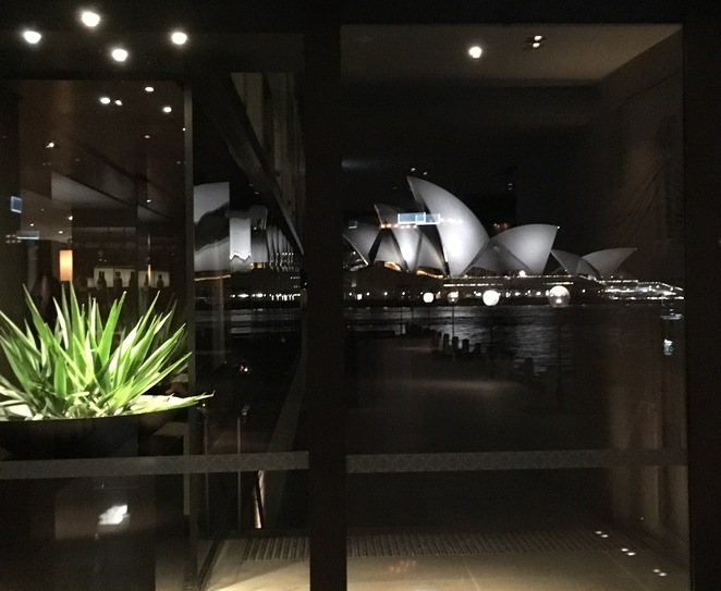 The Park Hyatt Hotel Sydney Harbour Sydney Opera House