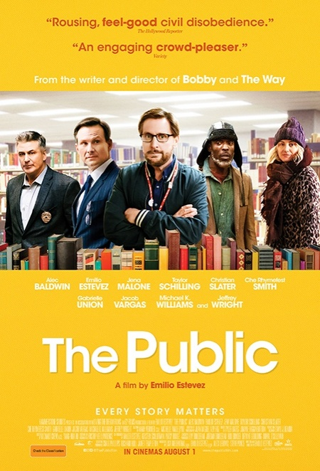The Public - Movie Poster