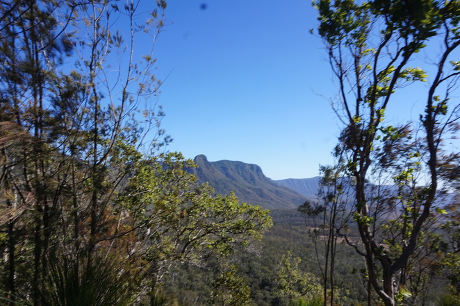 View from Mt Mathieson Trail