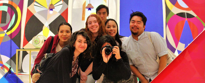 youth collective, Art Gallery of New South Wales