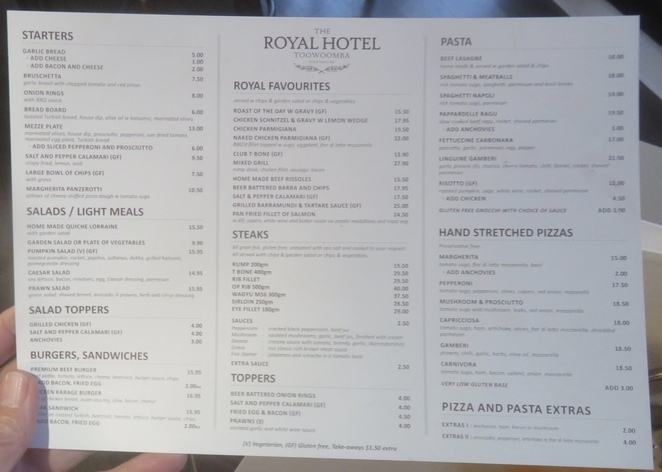 Courtesy of The Royal Hotel