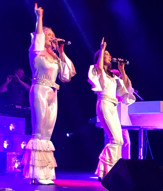 abba, show, concert, performance, anthenaeum theatre, melbourne, music, live, dancing