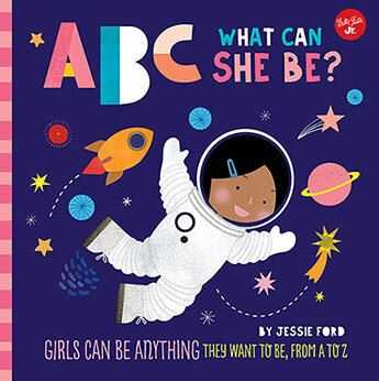 ABC What Can She Be Sugar Snap Studio Walter Foster Jnr