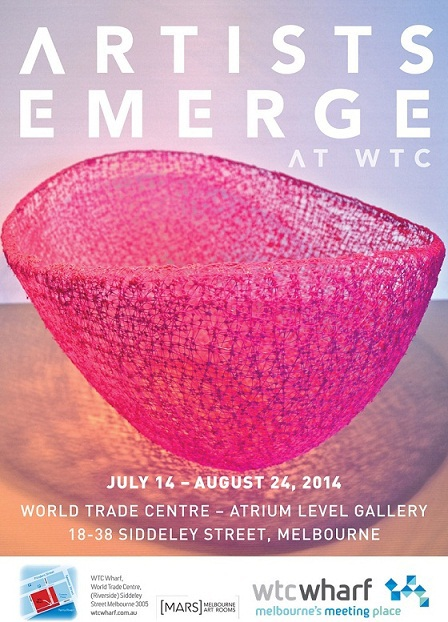 artists emerge at WTC