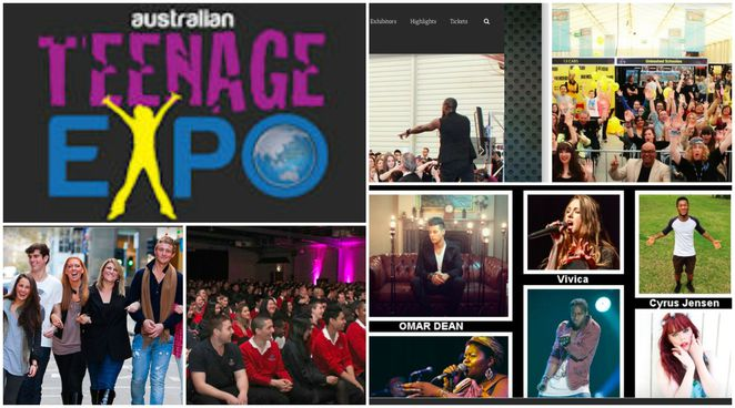 australian teenage expo, melbourne, senior school, motivation, teenager, sacha kaluri, sonya karras