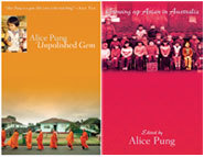 author in residence, alice pung, library