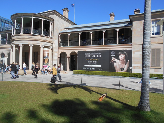 Brisbane CBD, Old Government House