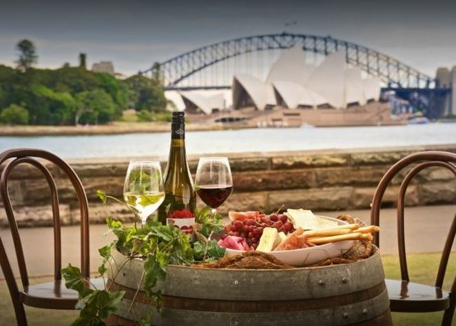 busbys bar, pop up bar sydney, bars with views