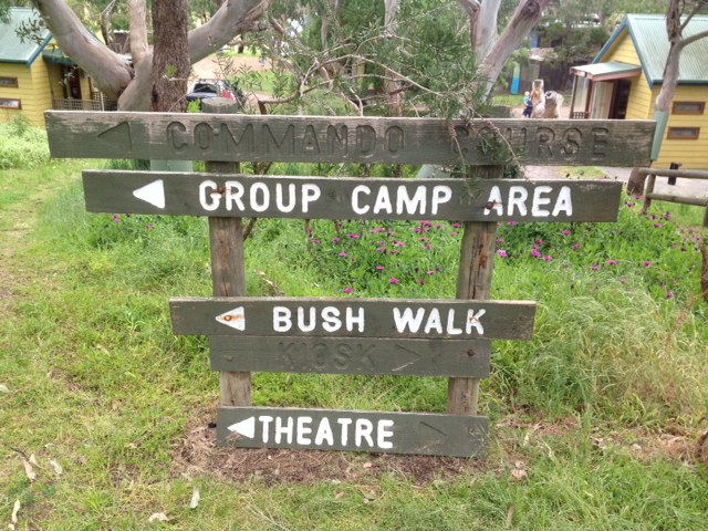 Camping, horse riding, rock climbing, outdoor cinema, luxury cabins, unpowered and powered sites, camping caravans, family friendly camping, bush sanctuary, Apollo Bay,