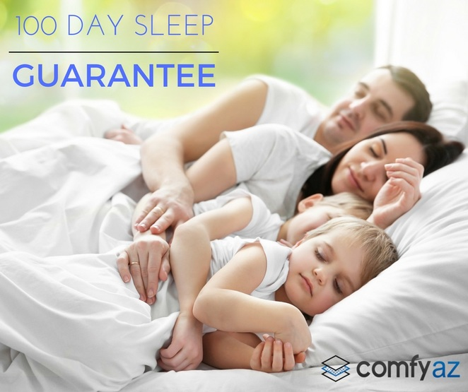 ComfyAz Foam Mattress Online