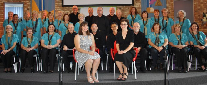 Cultural Events, Choir, Community, Redcliffe, Concerts, Music, Health, Singing