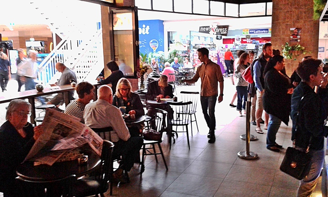 expresso room, woden westfield, belconnen westfield, tuggeranong hyperdome, coffee, ona, project origin, cafes, canberra, ACT,