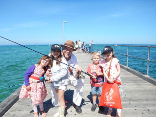 Fishing, Hooked on Bellarine, Portarlington, Geelong, Bellarine, Free, Come and Try Fishing, Learn to Fish, Free Fishing Day, Victoria, Try Fishing, Kids, Children, come and try,