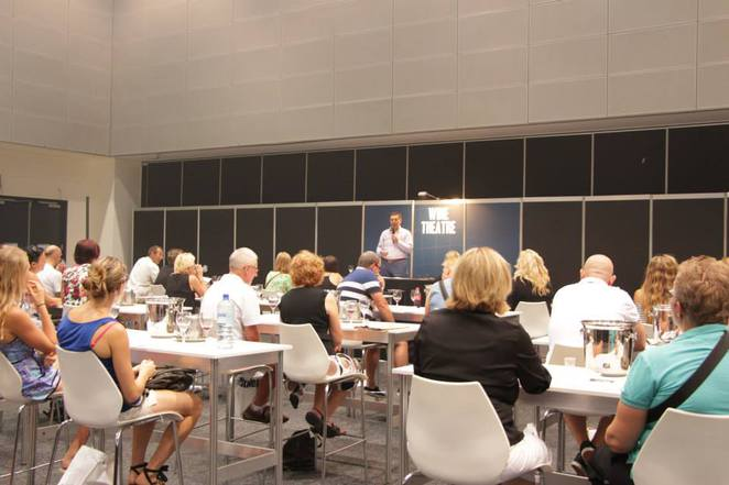 food and wine expo,gold coast,tasting
