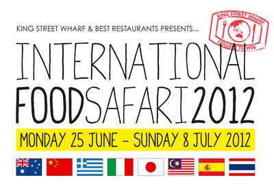 Food, international, festival, safari