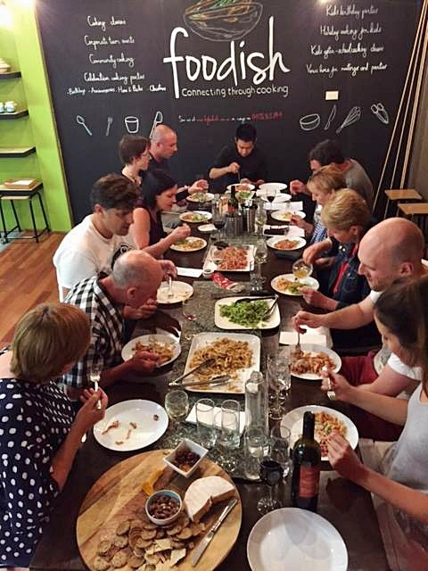 foodish cooking classes, canberra, ACT, cookery, adult cooking classes,