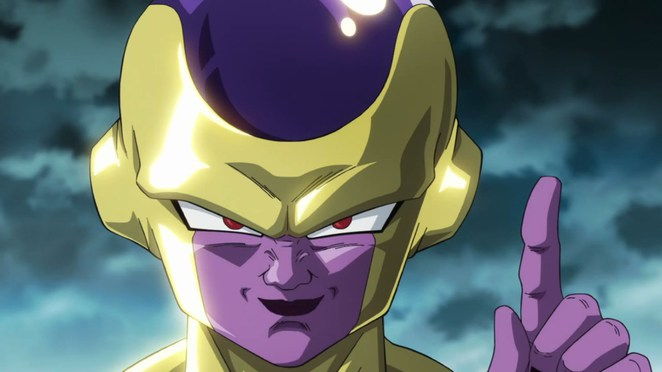 Frieza, Golden Frieza, Resurrection F