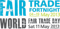 Fair trade Day logo