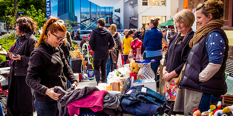 Hot Spots For The Garage Sale Trail Perth