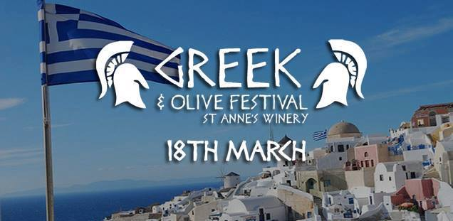 Greek and Olive Festival