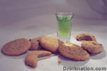 Green Cookie Monster