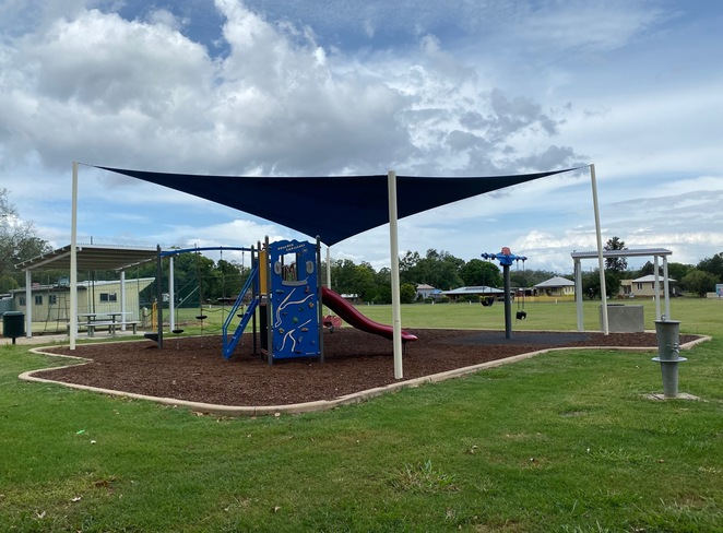 Progress Park at Helidon in the Lockyer Valley