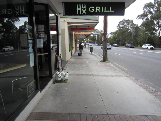 Hux Grill Roseville