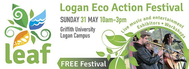 leaf, Logan Eco Action Festival, sustainability, environment, Logan City, festival, kids activities, stalls