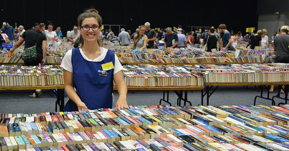 Lifeline book fair brisbane